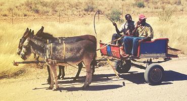 Namibian Village
