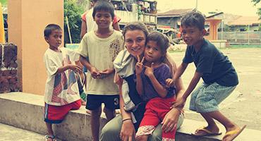 Volunteer Abroad with Children