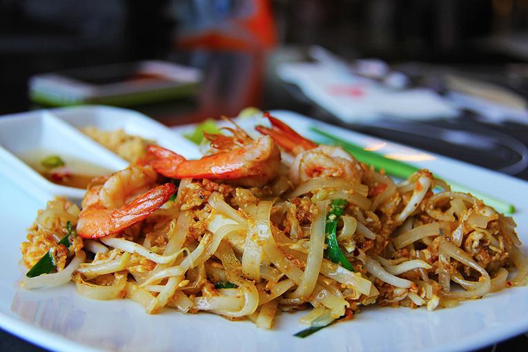 Pad Thai, Thailand