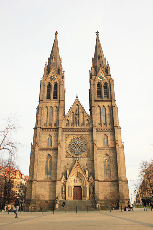 St. Peter and St. Paul Church in the Czech Republic