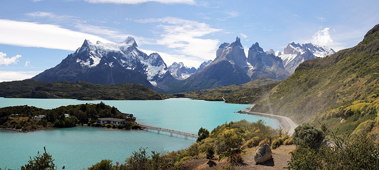 Torres Del Paine National Park, Patagonia Region, Chile