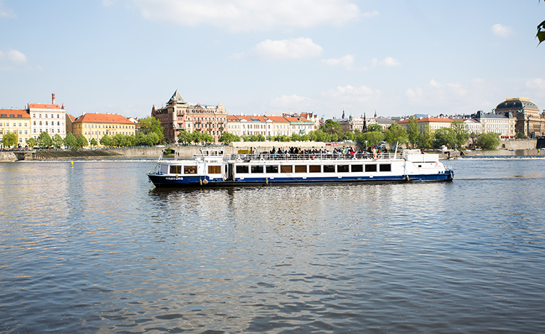 River Cruise in the Czech Republic