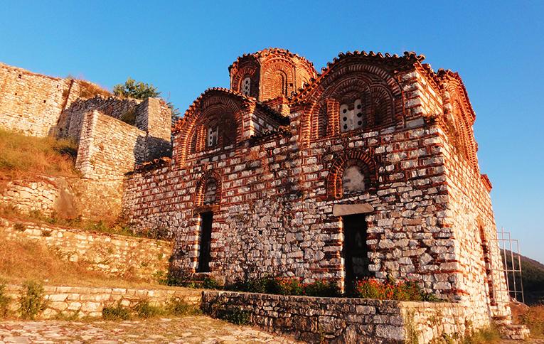 Shen Triadha Church, Berat Balkans, Albania