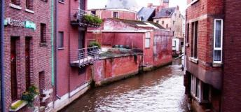 """Bruges, sometimes referred to as the """"Venice of the north""""."""