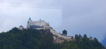 the Hohensalzburg Castle