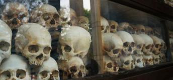 A haunting trip to the killing fields of Cambodia.