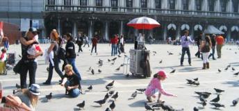 Piazza San Marco, Venice.