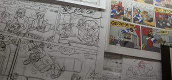 Discover Belgium through comics.