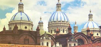 Catedral de la Inmaculada Concepción, Cuenca, Ecuador