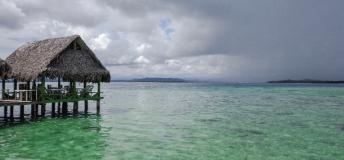Oceanview in Bocas del Toro, Panama