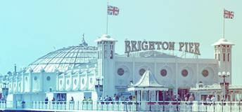 Brighton, England Pier