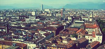 Torino cityscape