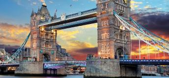 Bridge in London, England