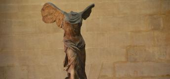 Headless Angel, The Louvre
