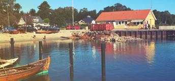 Rørvig, Denmark.