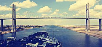 Suez Canal, Panama